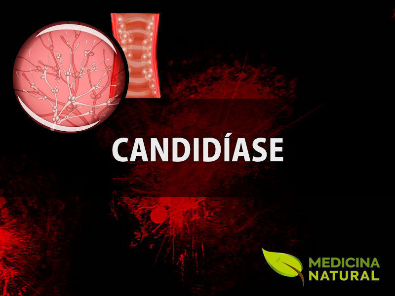 Candidíase (infecção por fungos)