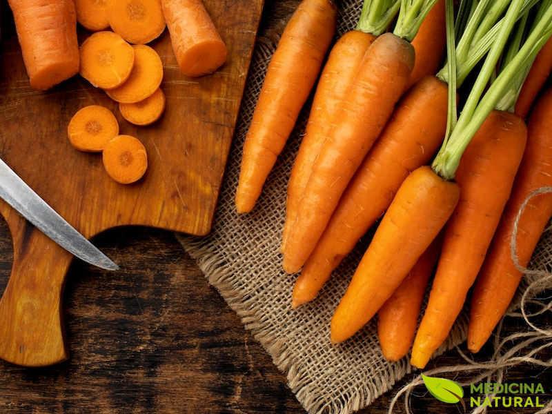 Cenoura - Daucus carota