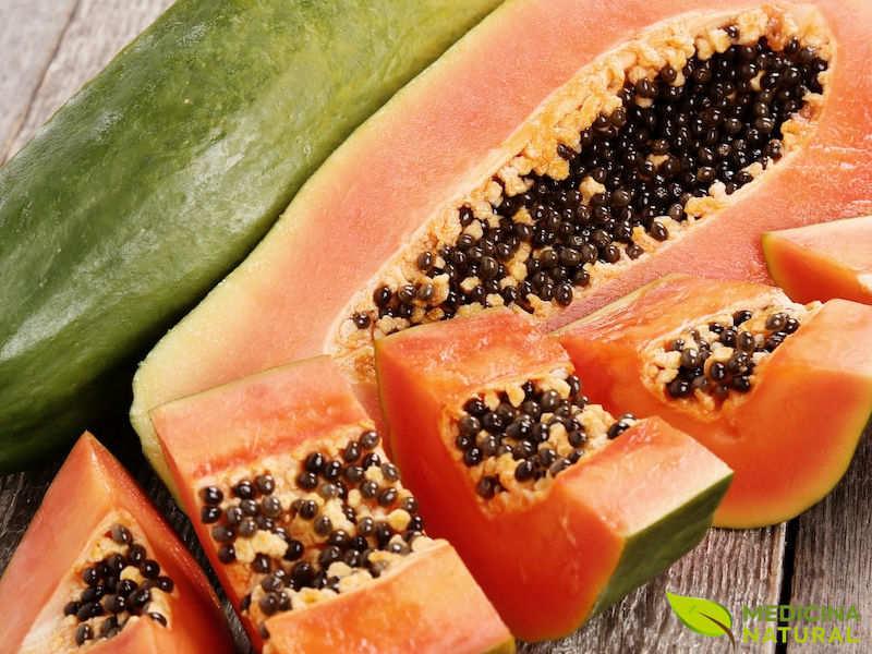 Mamão - Carica papaya