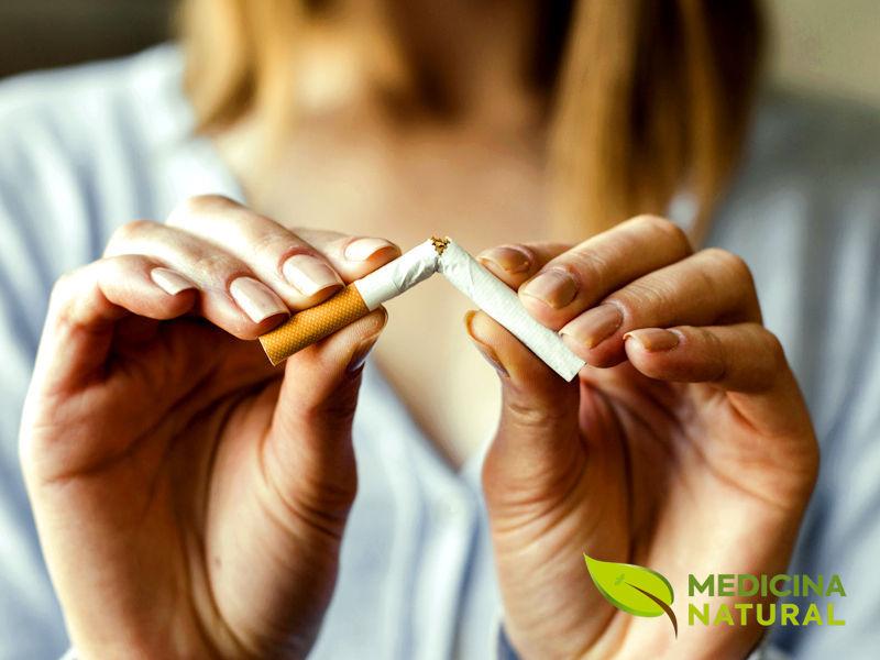 Ervas para ajudar a parar de fumar (tabagismo)